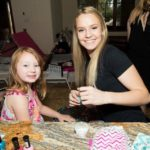 Teepee Party, Glamping sleepovers party, scottsdale party ideas (10)